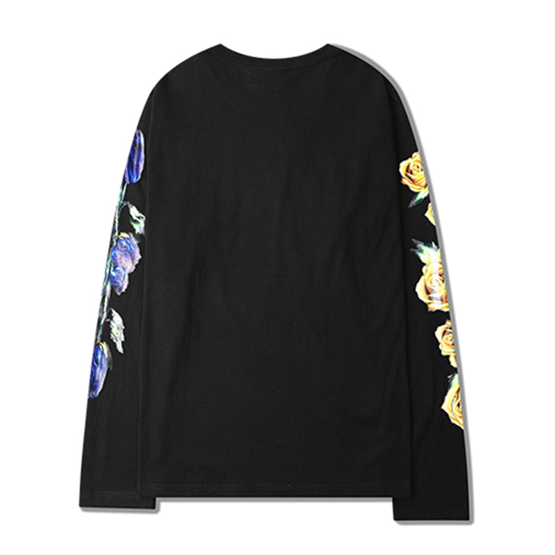 Heartlessking x Aelfric Eden [floral printed] long sleeve