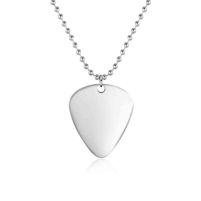 necklace women pick guitar finish womens antique psalm s