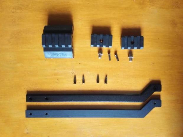 Retaliator Pump Grip Kit (short version vertical  foregrip only)