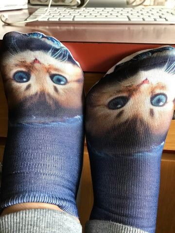 Socks for catlivers