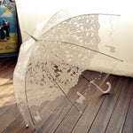Transparent  Umbrella for Catlovers