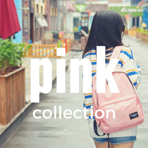 Pink collection backpack Garden