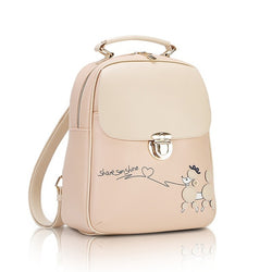 Kawaii Backpack Lolita temptation Pink