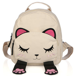 Backpack kawaii super neko polyester