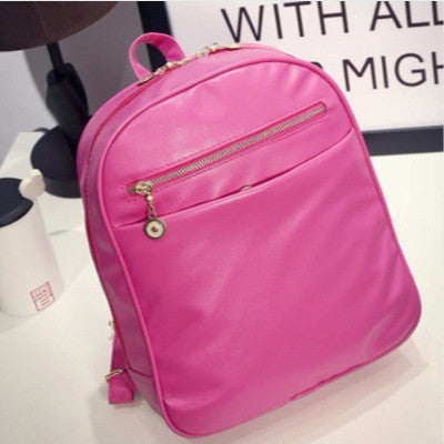 Girl backpack sweet candy