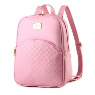 Girl backpack candy clutch
