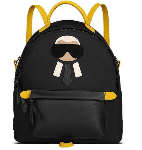 Cool teenage girl backpack