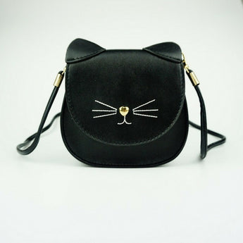 Cat handbag small size