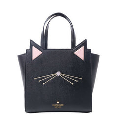 Cat handbag leather premium quality