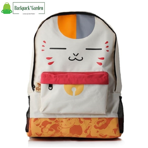 Cute backpack cat face