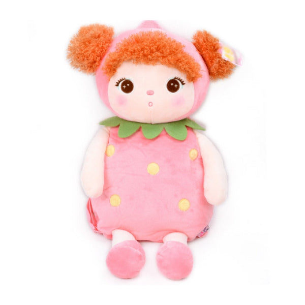 Cute backpack toy kid doll