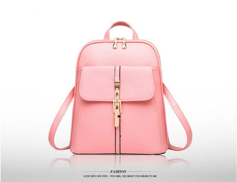 Girl backpack vouge star
