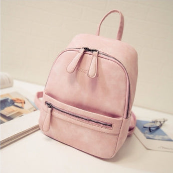 Korean girly mini backpack