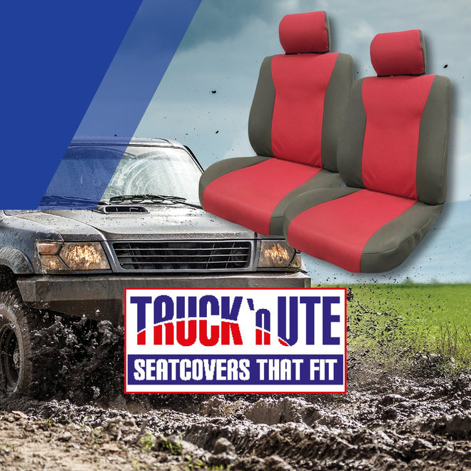 Truck N Ute Canvas Seat Covers