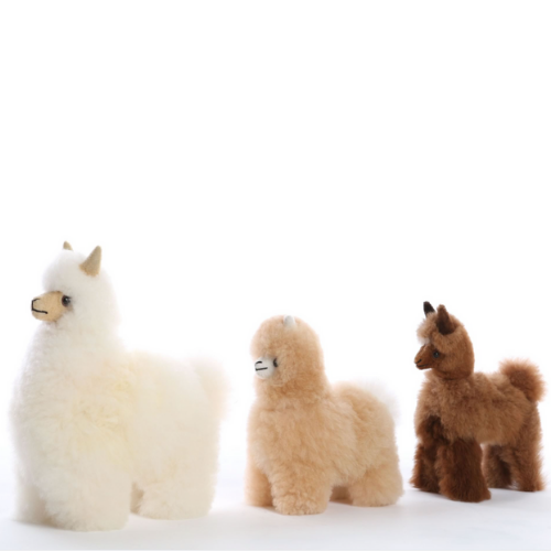 TOY ALPACA FUR