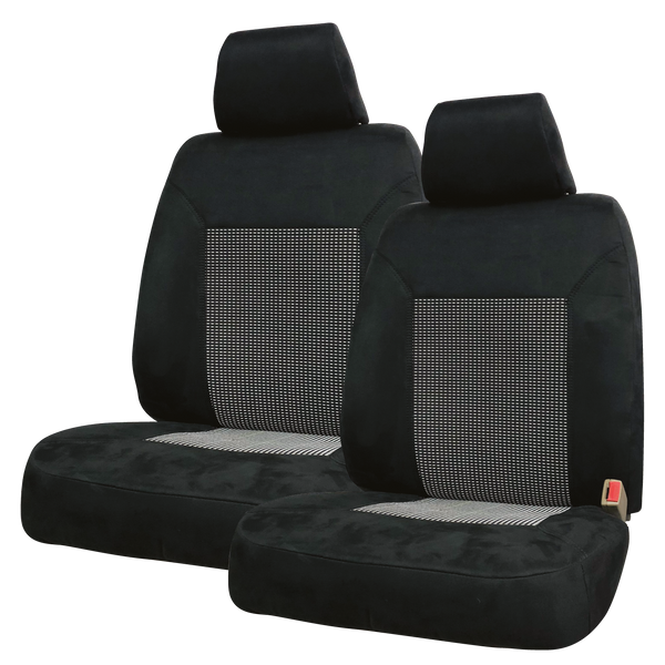 Barkley - Custom Made Suede Seat Covers