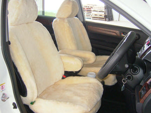 WF SS DELUXE SEAT COVER