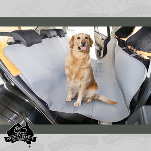REAR SEAT PET PROTECTOR