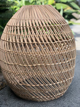 Rattan Woven Natural Light Shade