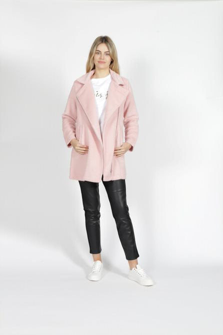 Sass Viv Jacket - Blush
