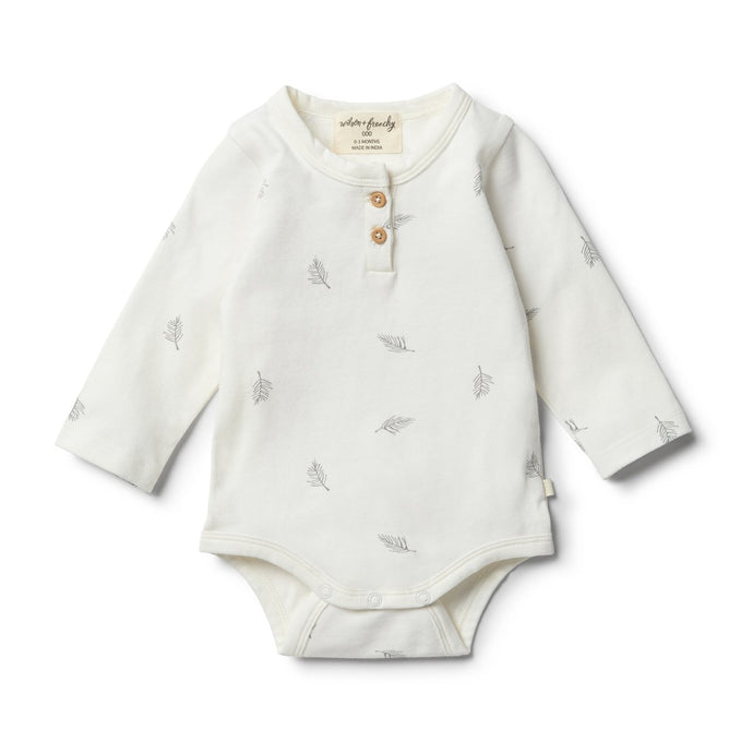 Wilson & Frenchy Float Away L/S Bodysuit