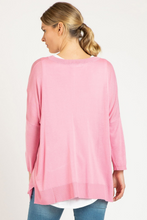 Betty Basics Macy Knit Jumper - Floss - ONLINE ONLY