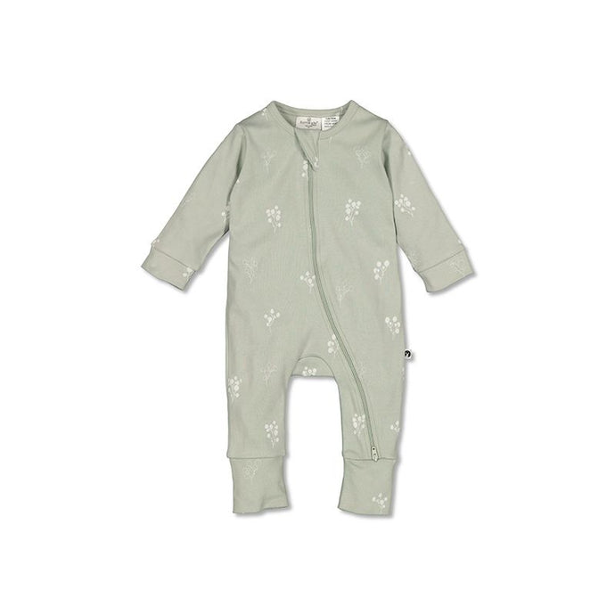 Burrow & Be Zip Suit - Sprig