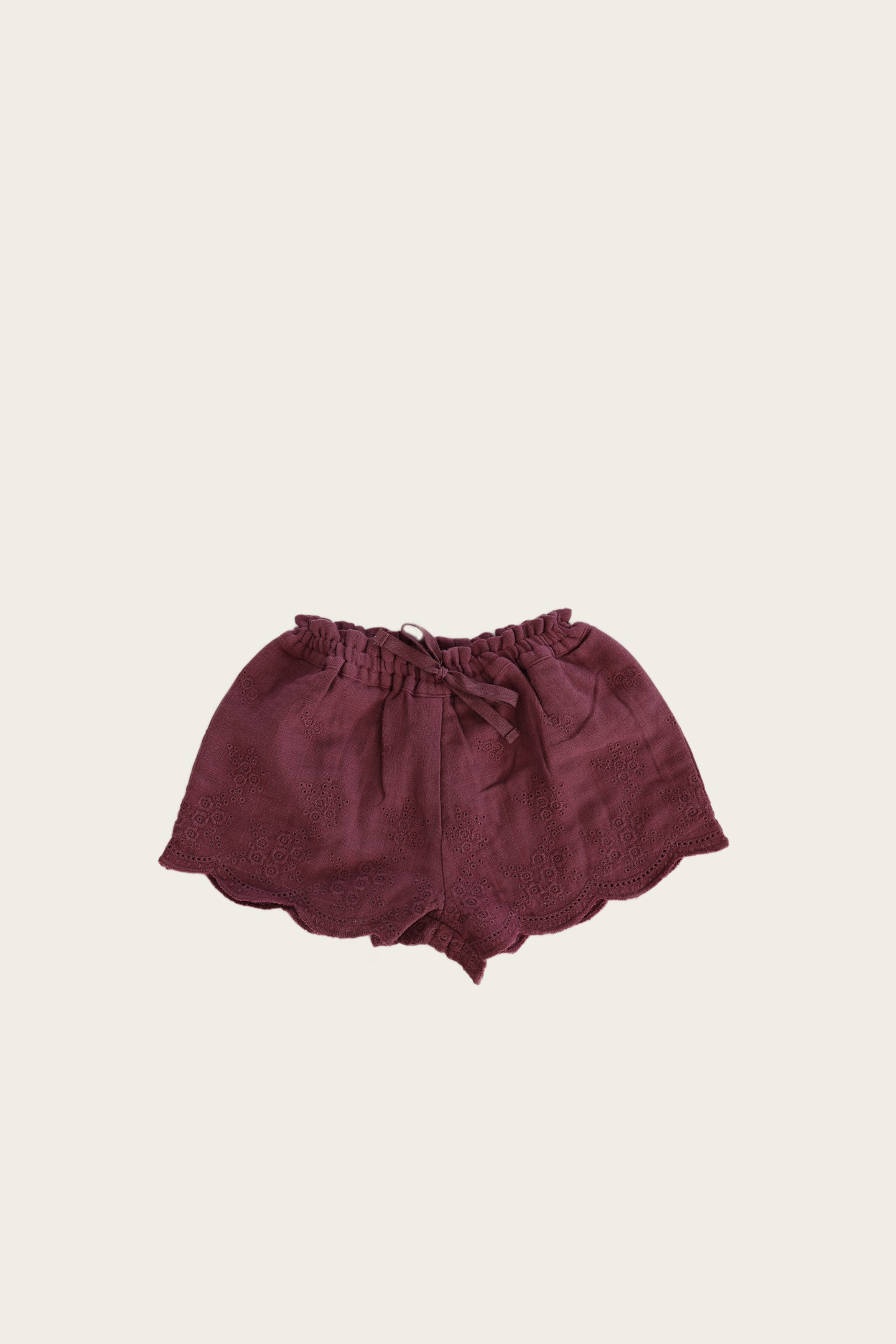 Jamie Kay Quinn Short - Grape