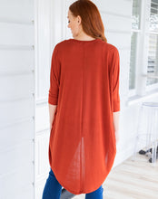 Festival Shrug - Rust - 3 sizes
