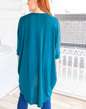 Festival Shrug - Teal - 3 sizes