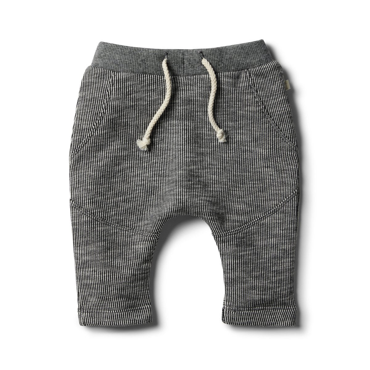 Wilson & Frenchy Grey Speckle Sweat Pant