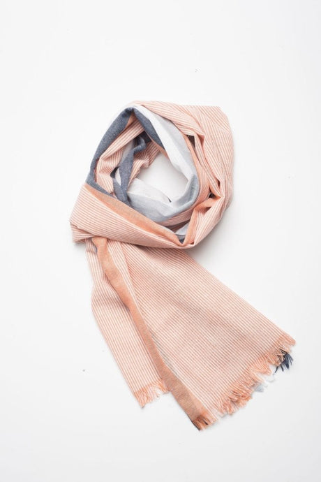 Stilen Broad Blush Scarf