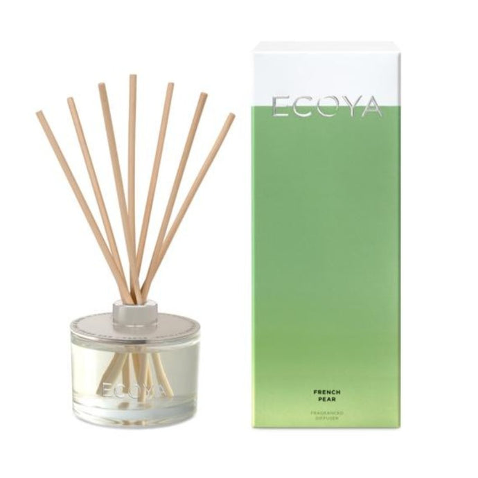Ecoya Reed Diffuser. 4 Assorted Fragrances.