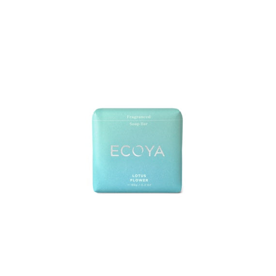 Ecoya Frangranced Soap LOTUS FLOWER