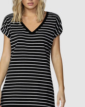 Betty Basic's Ava Dress - STRIPED