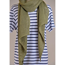 Hello Friday The Stylist Scarf - Iguana