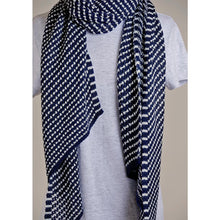 Hello Friday The Stylist Scarf - Ink Stripe