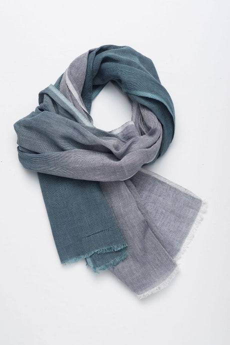 Stilen March Blue Scarf