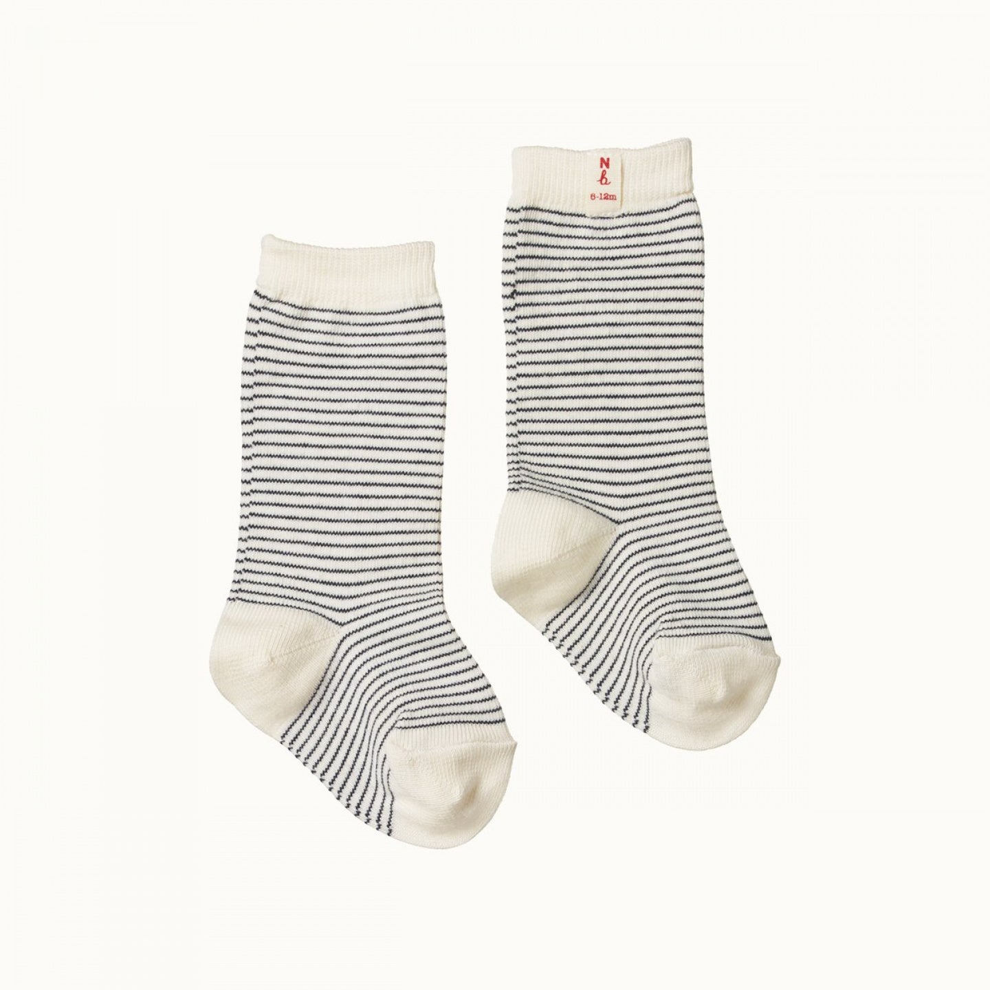 Nature Baby Striped Socks NAVY