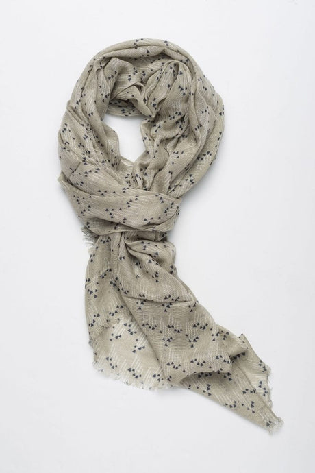 Stilen Spoke Moss Scarf