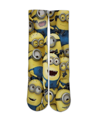 Minions Elite custom socks