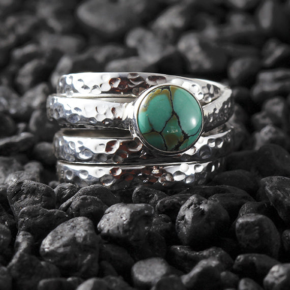 sterling silver ring women