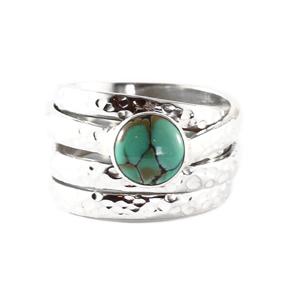 womens turquoise ring