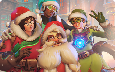 "Overwatch: ""Merry Christmas"""