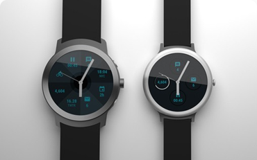 Google's watches 2017