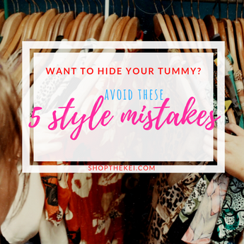 5 Style Mistakes
