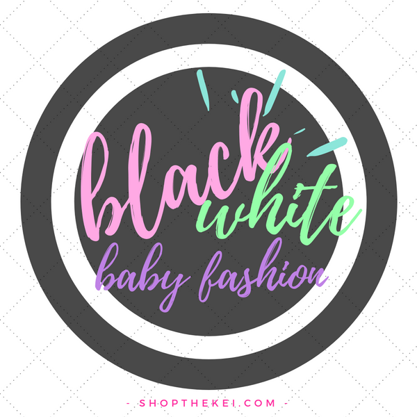 Black and White Baby Outfits