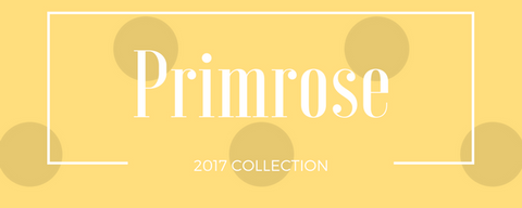 Spring fashion color Primrose Yellow