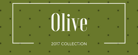 Spring fashion color Olive