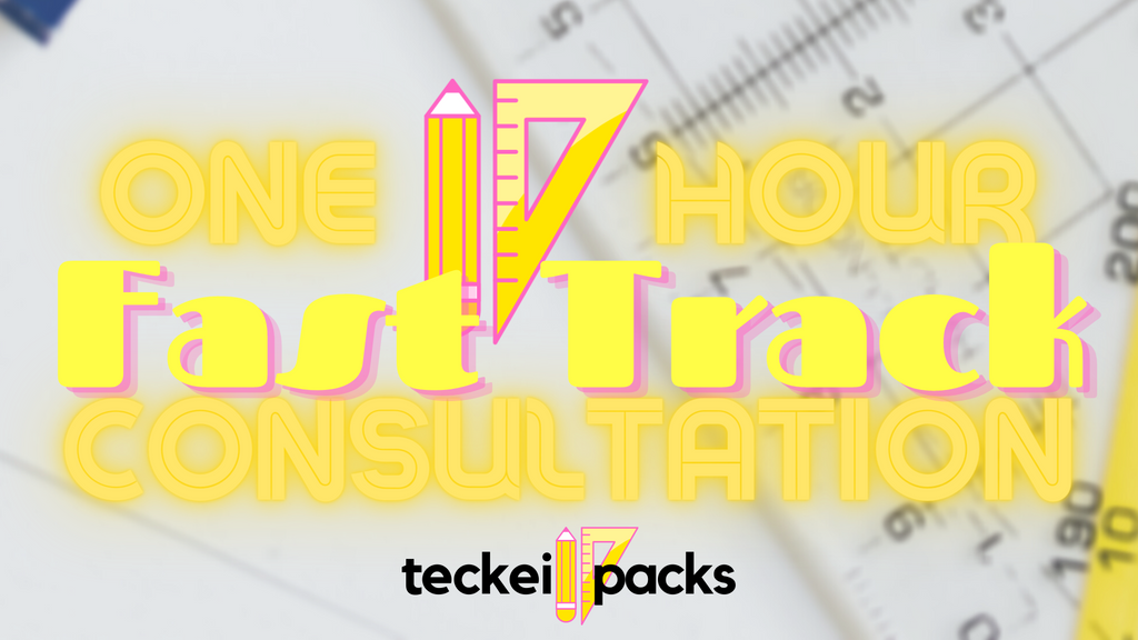 Teckei Packs One Hour Fast Track Consultation service helps you get results faster with my personal guidance. ShoptheKei.com